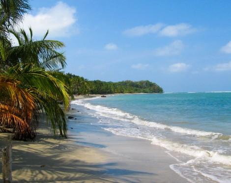 """National Park of Cahuita """"Playa Blanca"""""""