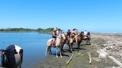 Rio Estrella river delta, Cahuita
