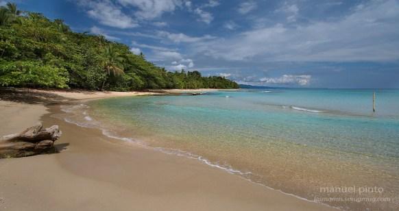 Caribbean beaches of Costa Rica