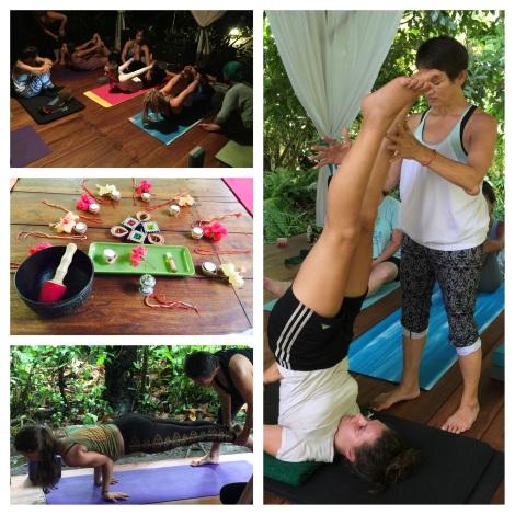 Corinn'es Yoga Class