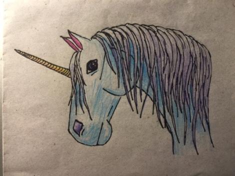 Johanna's unicorn